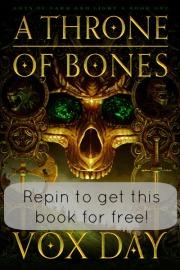A Throne of Bones (edited)